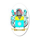 Brinkworth 35x21 Oval Wall Decal