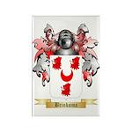 Brinksma Rectangle Magnet (100 pack)