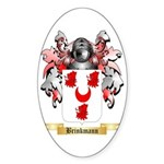 Brinkmann Sticker (Oval)