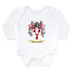 Brinkman Long Sleeve Infant Bodysuit