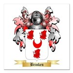 Brinken Square Car Magnet 3