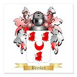 Brinken Square Car Magnet 3