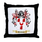 Brinkema Throw Pillow