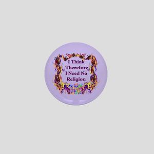 Freethinker Mini Button