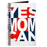 Yes Mom Can (light) Journal