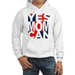 Yes Mom Can (light) Sudaderas con capucha