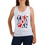 Yes Mom Can (light) Tank Top