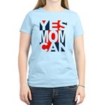 Yes Mom Can (light) T-Shirt