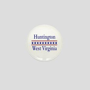 Huntington WV Mini Button