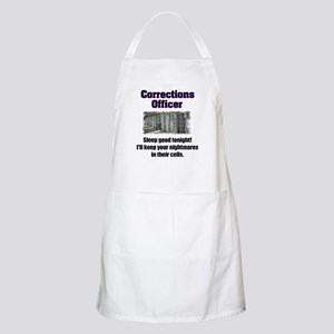 Corrections Officer Apron