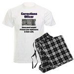 Corrections Officer Pajamas