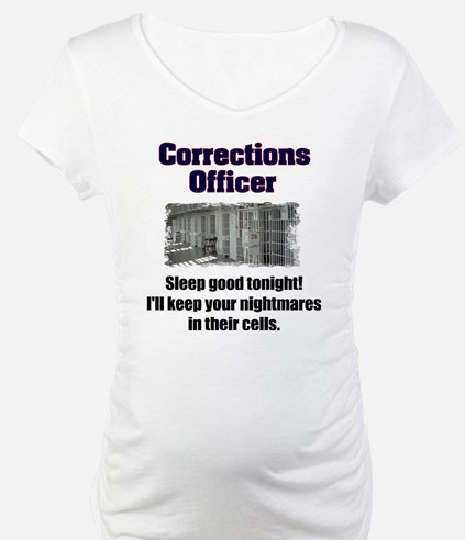 Corrections Officer Shirt