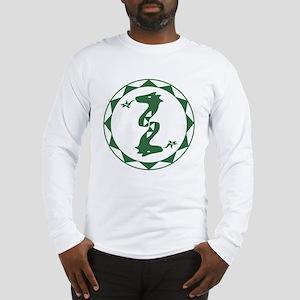 Green Dragon - Elementos Long Sleeve T-Shirt