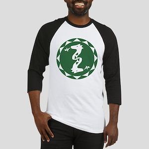 Green Dragon - Elementos neg Baseball Jersey