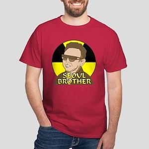 Kim Jong Il Red T-Shirt
