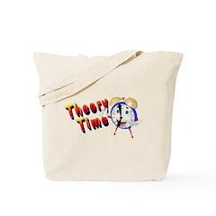 Theory Time Tote Bag