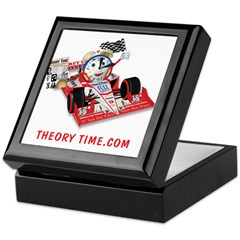 Theory Time Keepsake Box