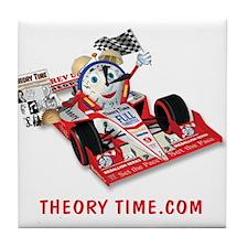 Theory Time Tile Coaster