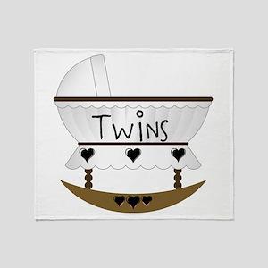 Twins/ Throw Blanket
