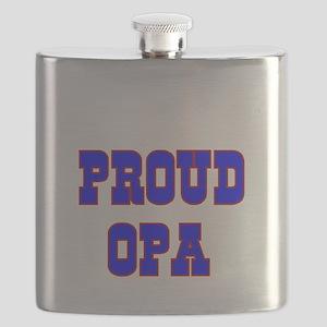Proud opa Flask