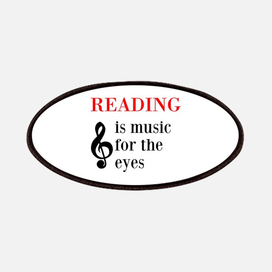 Music For The Eyes Patches