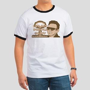 Kim Jong Il Ringer T-Shirt