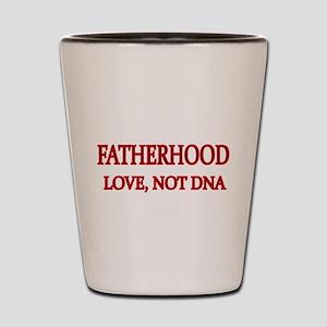 Fatherhood Shot Glass