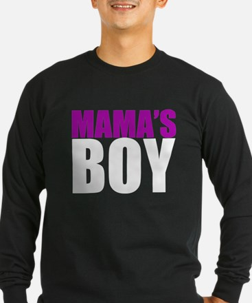 MAMAS BOY Long Sleeve T-Shirt