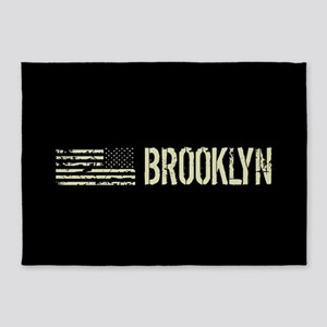 Black Flag: Brooklyn 5'x7'Area Rug