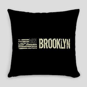 Black Flag: Brooklyn Everyday Pillow