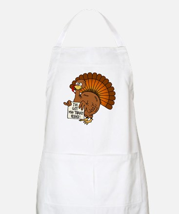 Turkey Talk I've got mad turkey disease! BBQ Apron