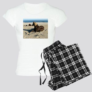 Rock and Stroll Rocky Mountain Stallion Pajamas