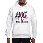 Check Meowt Hoodie
