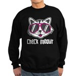 Check Meowt Sweatshirt