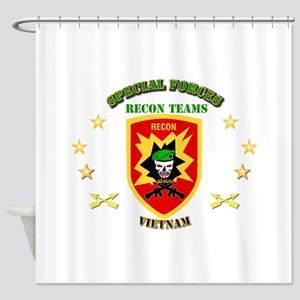 SOF - Recon Tm - Scout Shower Curtain