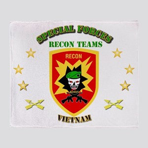 SOF - Recon Tm - Scout Throw Blanket