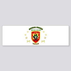 SOF - Recon Tm - Scout Sticker (Bumper)
