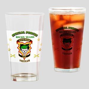 SOF - Recon Tm - Photo Recon - CCS Drinking Glass