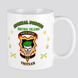 SOF - Recon Tm - Photo Recon - CCS Mug