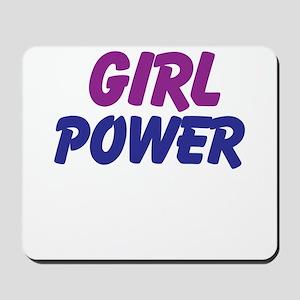 Girl Power Mousepad