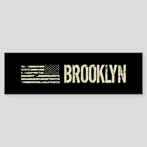 Black Flag: Brooklyn Sticker (Bumper)