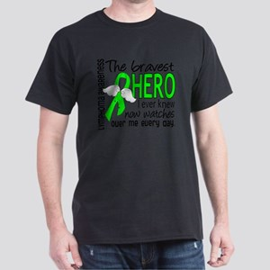 Bravest Hero I Knew Lymphoma T-Shirt