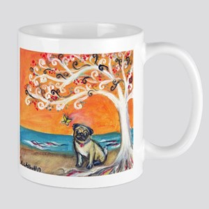 Pug ~the beauty of orange Mug