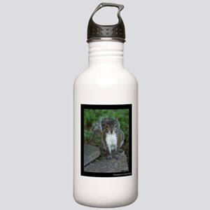 Just Plain Nuts - Digital Photography Water Bottle