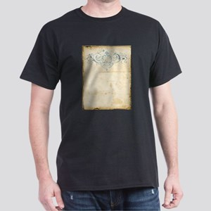 Vintage Damask Scroll T-Shirt