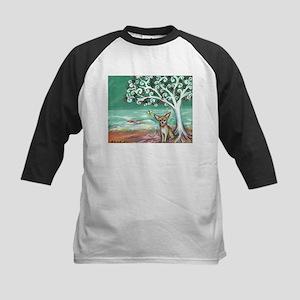 chihuahua spiritual love tree Baseball Jersey