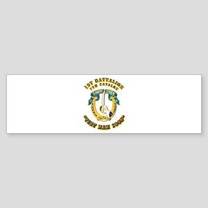 DUI - 1st Battalion 7th Cav VN 65 Sticker (Bumper)