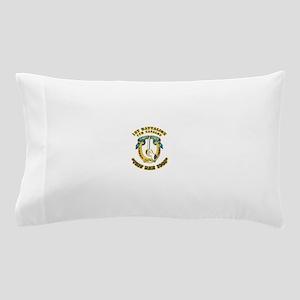 DUI - 1st Battalion 7th Cav VN 65 Pillow Case