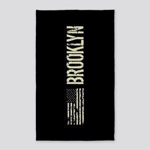 Black Flag: Brooklyn Area Rug