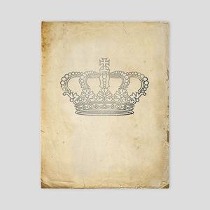 Vintage Royal Crown Twin Duvet